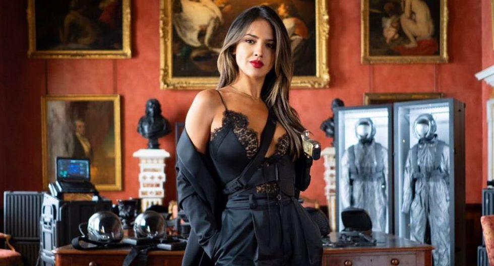 Eiza González sorprendió con nuevo look en Instagram. (Foto: eizagonzalez)
