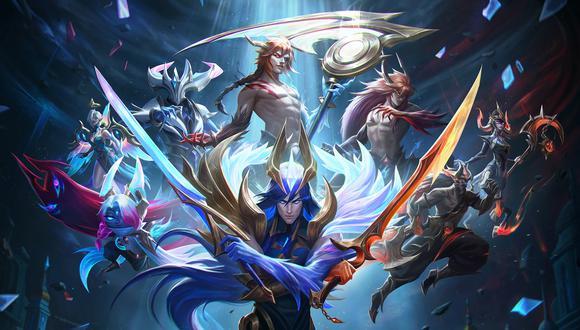 League of Legends comparte la siguiente tanda de skins temáticas. (Foto: Riot Games)