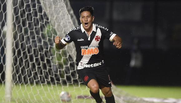 Vasco da Gama derrotó por la mínima a Oriente Petrolero en Rio por fase de 1 de Copa Sudamericana 2020.
