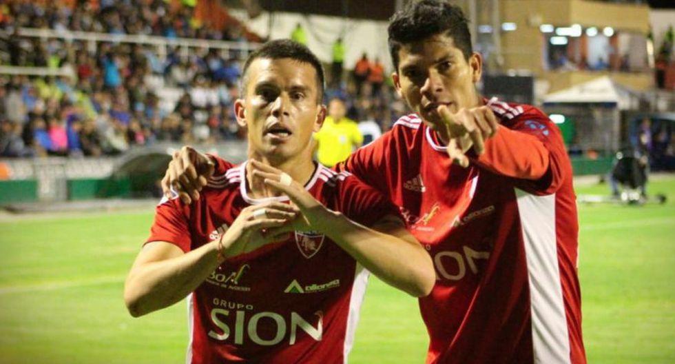 Royal Pari logró clasificación a octavos de la Copa Sudamericana en el último suspiro. (Royal Pari)