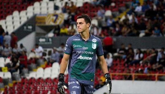 Alejandro Duarte podría vestir la camiseta de la Selección Peruana en el duelo ante Chile.  (Foto: Instagram @alejoduarte10)
