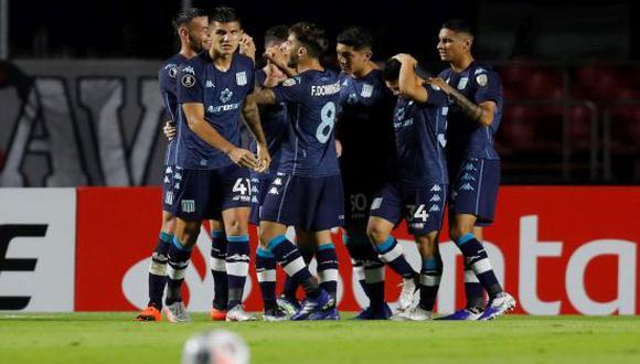 Racing venció por 1-0 a Sao Paulo en la Jornada 5 de la Copa Libertadores 2021. (Foto: ESPN)