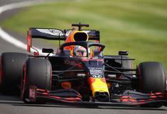 Dio la sorpresa: Max Verstappen ganó el GP 70 Aniversario de la F1 en el circuito de Silverstone