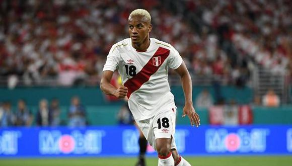 André Carrillo	7,00 Mill. € - Perú (Foto: Agencias)