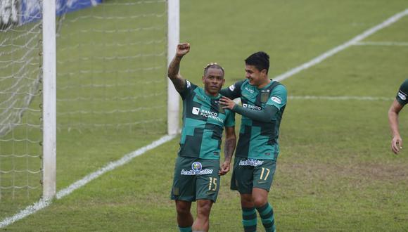 Wilmer Aguirre marcó en el triunfo sobre Alianza Atlético (Foto: Violeta Ayasta/GEC)