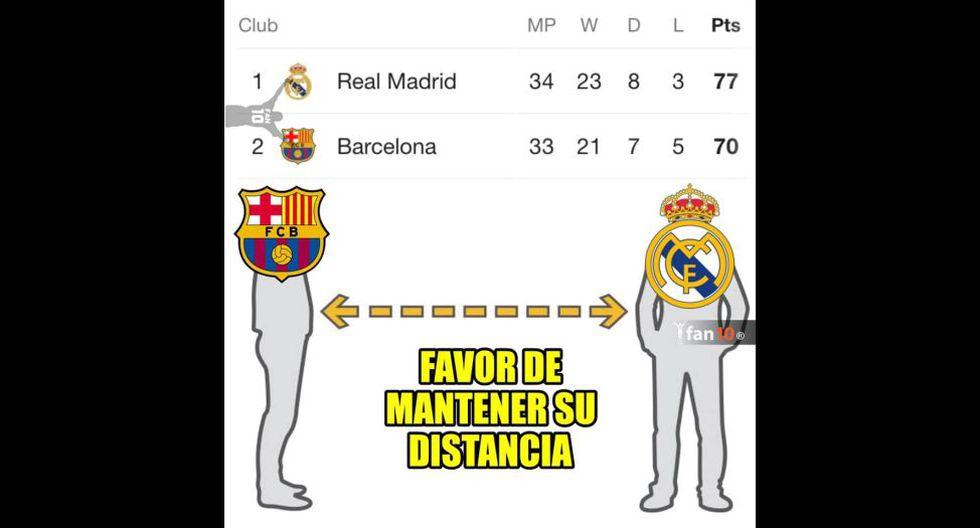 Los memes que dejó la victoria de Real Madrid sobre Athletic Club. (Foto: Facebook)