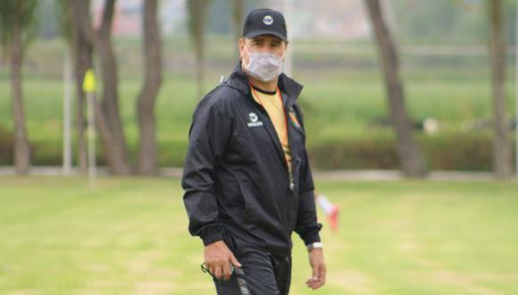 Néstor Lorenzo llegó esta temporada para dirigir a FBC Melgar. (Foto: Melgar)