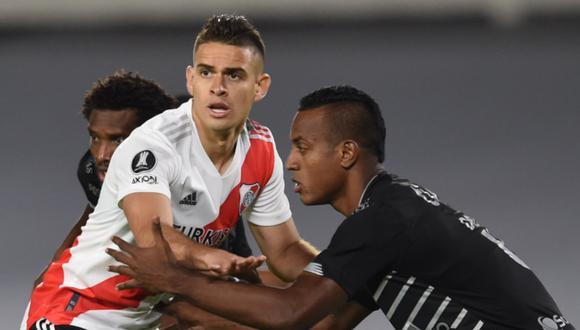 River venció 2-1 a Junior por Copa Libertadores 2021. (Foto: River Plate)