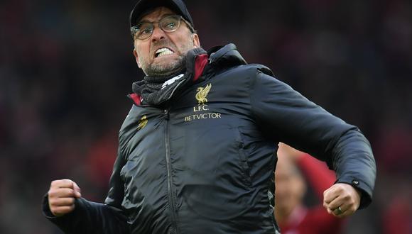 Klopp llevó al Liverpool a ganar su primera Premier League este año. (Foto: AFP)