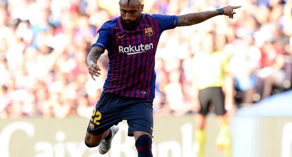 Arturo Vidal tiene contrato en Barcelona hasta el año 2021. (Foto: Getty Images)