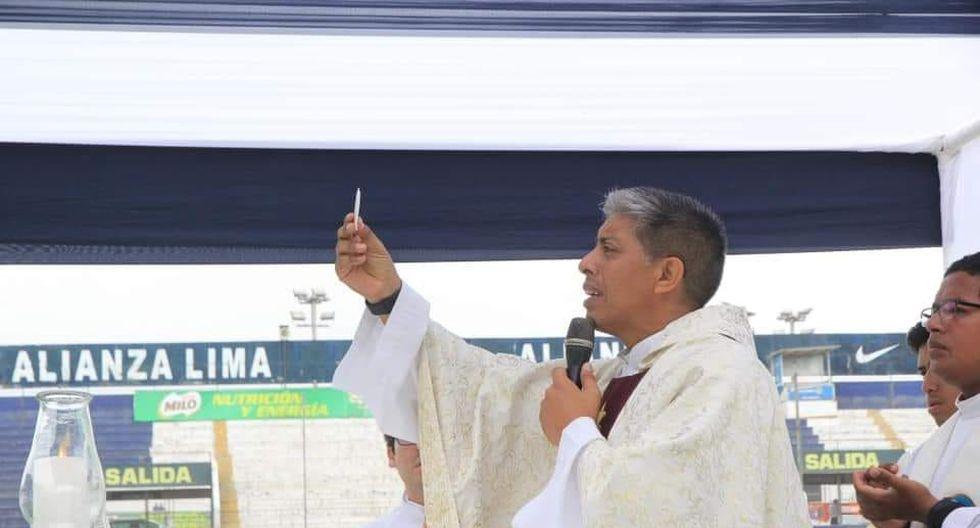 Los íntimos seguirán un ritual de fe en Semana Santa. (Foto: Alianza Lima)