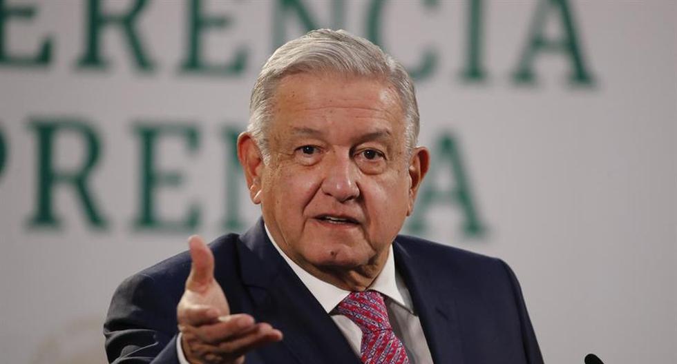 Imagen del presidente de México, Andrés Manuel López Obrador. (EFE/ José Méndez).