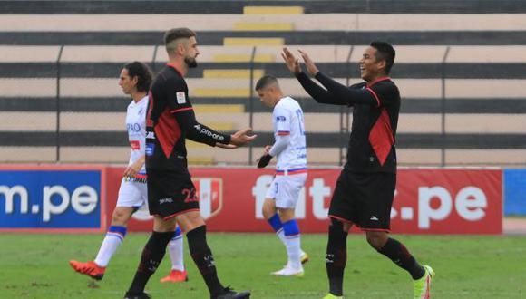 UTC vs. Carlos A. Mannucci en el Miguel Grau del Callao por la Fase 2. (Foto: Liga 1)