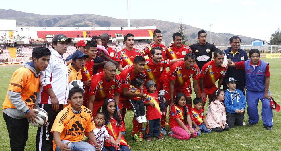 Sport Huancayo vale 5,33 Mill. € (Fotos: Getty / Agencias / GEC)