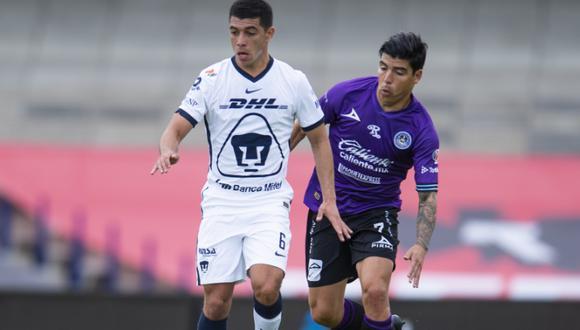 Pumas suma 4 puntos en el Clausura MX. (Foto: Mazatlán)