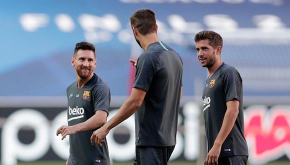 Barcelona visita a Real Madrid por la fecha 30 de LaLiga. (Getty)