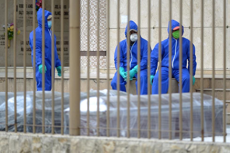 Últimas noticias y breaking news del coronavirus en Ecuador. (Foto: AFP)