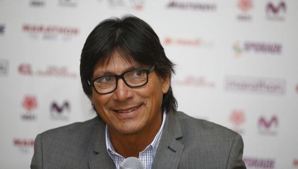 Ángel Comizzo ha dirigido a Universitario entre los periodos 2013-2014 y 2019. (Foto: Francisco Neyra / GEC)
