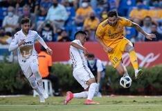 No se hicieron daño: Tigres empató 0-0 con Pumas por jornada 10 de la Liga MX 2021