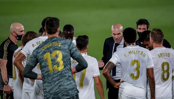 Real Madrid enfrenta este lunes a Granada por fecha 36 de LaLiga Santander. (Getty)