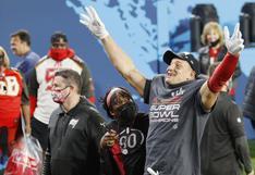 ¡La tradición se mantiene! Los Buccaneers visitarán los parques de Disney tras ganar el Super Bowl LV