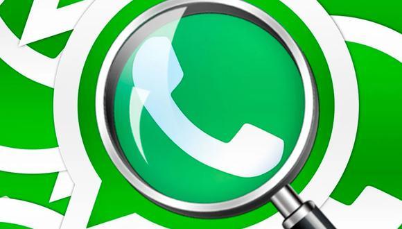Conoce el verdadero truco para activar 'la lupa' de WhatsApp y detectar las noticias falsas. (Foto: WhatsApp)