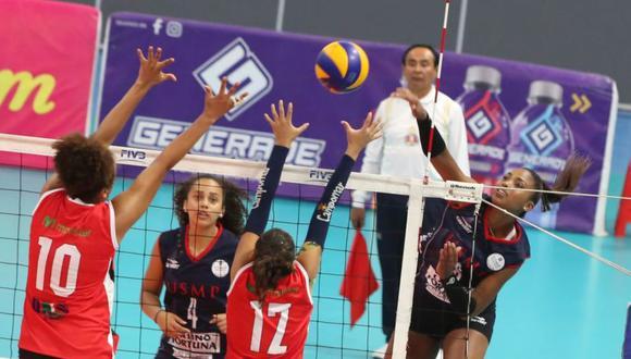 FPV dio por concluida la Liga Nacional Superior de Voleibol 2019-2020. (FPV)