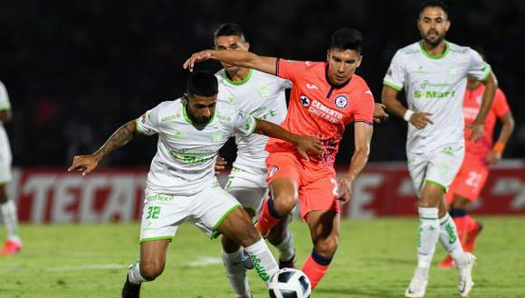 Juárez venció 2-1 a Cruz Azul en la fecha 8 del Torneo Apertura 2021 de la Liga MX. (Foto: Cruz Azul)
