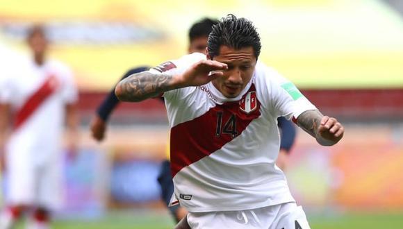El mensaje de Gianluca Lapadula después de la victoria de la selección peruana. (Foto: FPF)