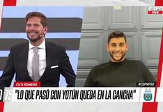 'Cuti' Romero explica su festejo tras penal errado por Yotún en Eliminatorias