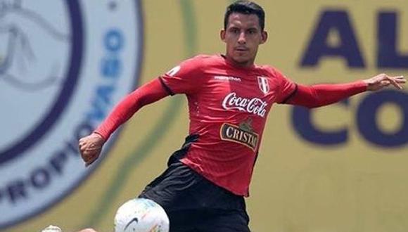 Alex Valera llegó a un acuerdo con Universitario. (Foto: FPF)