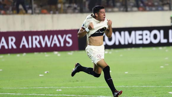 Federico Alonso llegó de Cerro de Uruguay. (Foto: Universitario de Deportes)