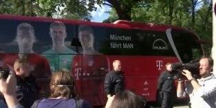 Revive los momentos previos al FC Unión Berlín ante Bayern Munich