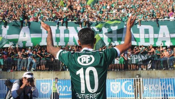 Enzo Gutiérrez es nuevo fichaje de Universitario (Foto: Instagram)