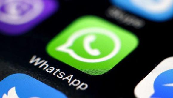Los famosos stickers llegaron a WhatsApp. (Foto: AFP)