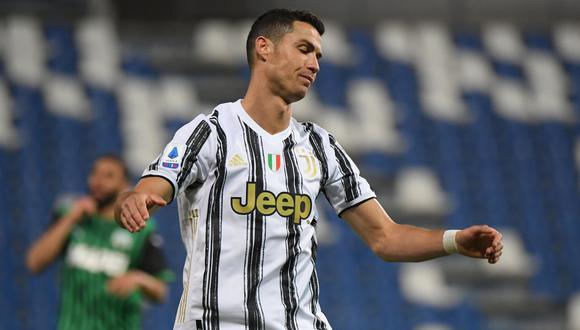 Cristiano Ronaldo llegó a Juventus en la temporada 2018. (Foto: Reuters)