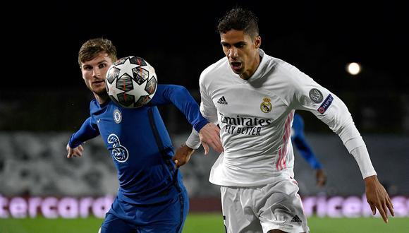Madrid empató 1-1 con Chelsea por la semifinal de la Champions League. El partido  se jugó en el Alfredo di Stéfano. Mira aquí todos los goles. (Foto: AFP)