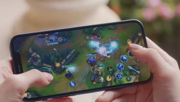 iPhone 12 y League of Legends juntos: así se ve Wild Rift en los nuevos móviles. (Foto: Apple)