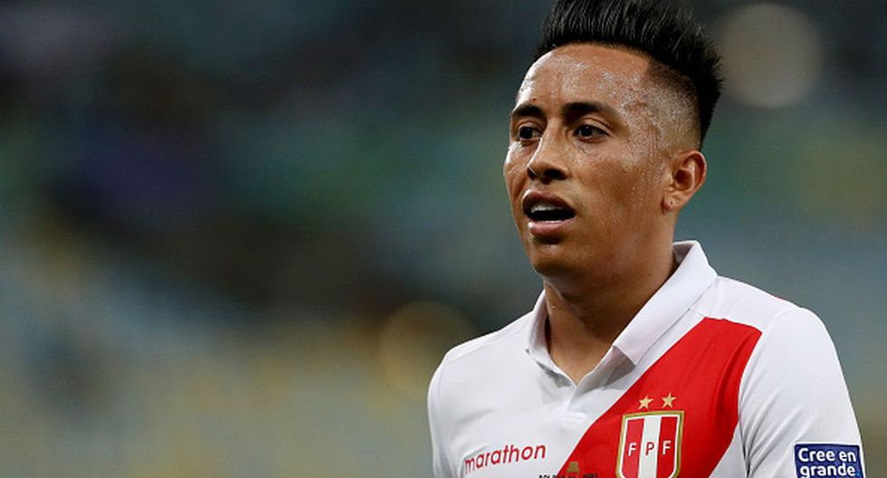 Copa América | Christian Cueva - Perú (Foto: Getty Images)