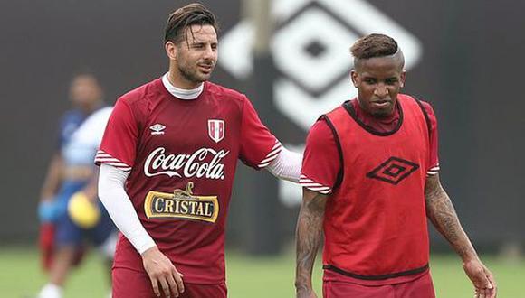 Pizarro siente que Farfán podría hacer falta en el Perú vs. Colombia (Foto: GEC)