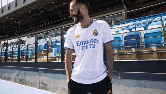 Benzema dio positivo a las pruebas de COVID-19 y estará ausente contra Rangers en el duelo amistoso programado para el próximo domingo.