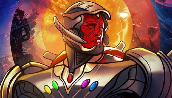 Marvel: cómo hace Ultron Vision para viajar en el multiverso en What If...?