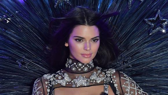 Kendall Jenner ha participado en muchos eventos a lo largo de su vida como modelo. (Foto: Timothy A. Clary | AFP)