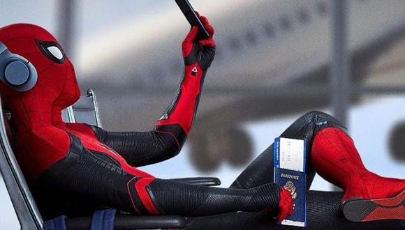 Spider-Man: Far From Home (Sony)