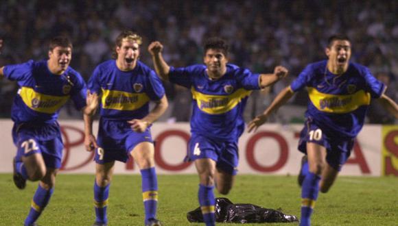 Sebastián Battaglia sumó 17 títulos en su etapa como futbolista en Boca Juniors.