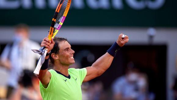 Rafael Nadal venció a Diego Schwartzman y pasó a semifinales del Roland Garros. (ESPN)