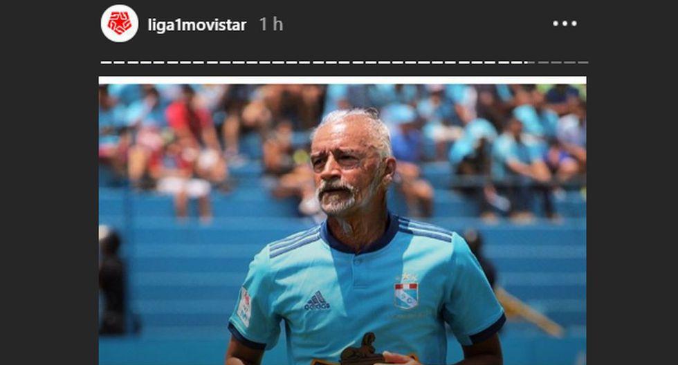 Patricio Arce - Sporting Cristal (Foto: Liga 1)