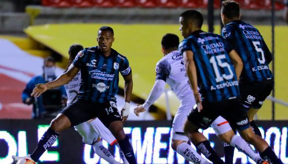 Los 'Gallos' derrotaron 1-0 a Atlas por la Liga MX Clausura 2021. (Foto: Club Querétaro)