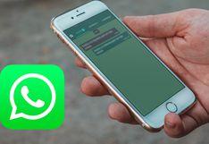 WhatsApp y cómo cambiar el color de tus chats de forma legal: FUNCIONA
