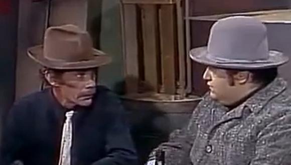 El Tripaseca era un personaje interpretado por Ramón Valdés (Foto: captura de pantalla)